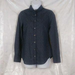 J. Crew Perfect Button Down Shirt